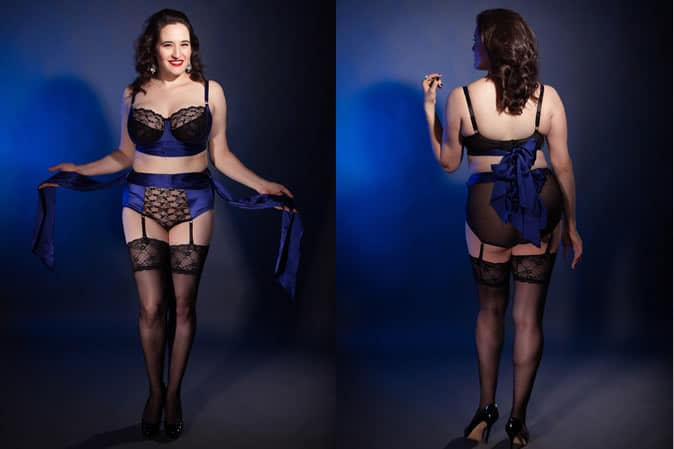 Review: Bespoke Full-Bust Lingerie with Katherine Hamilton