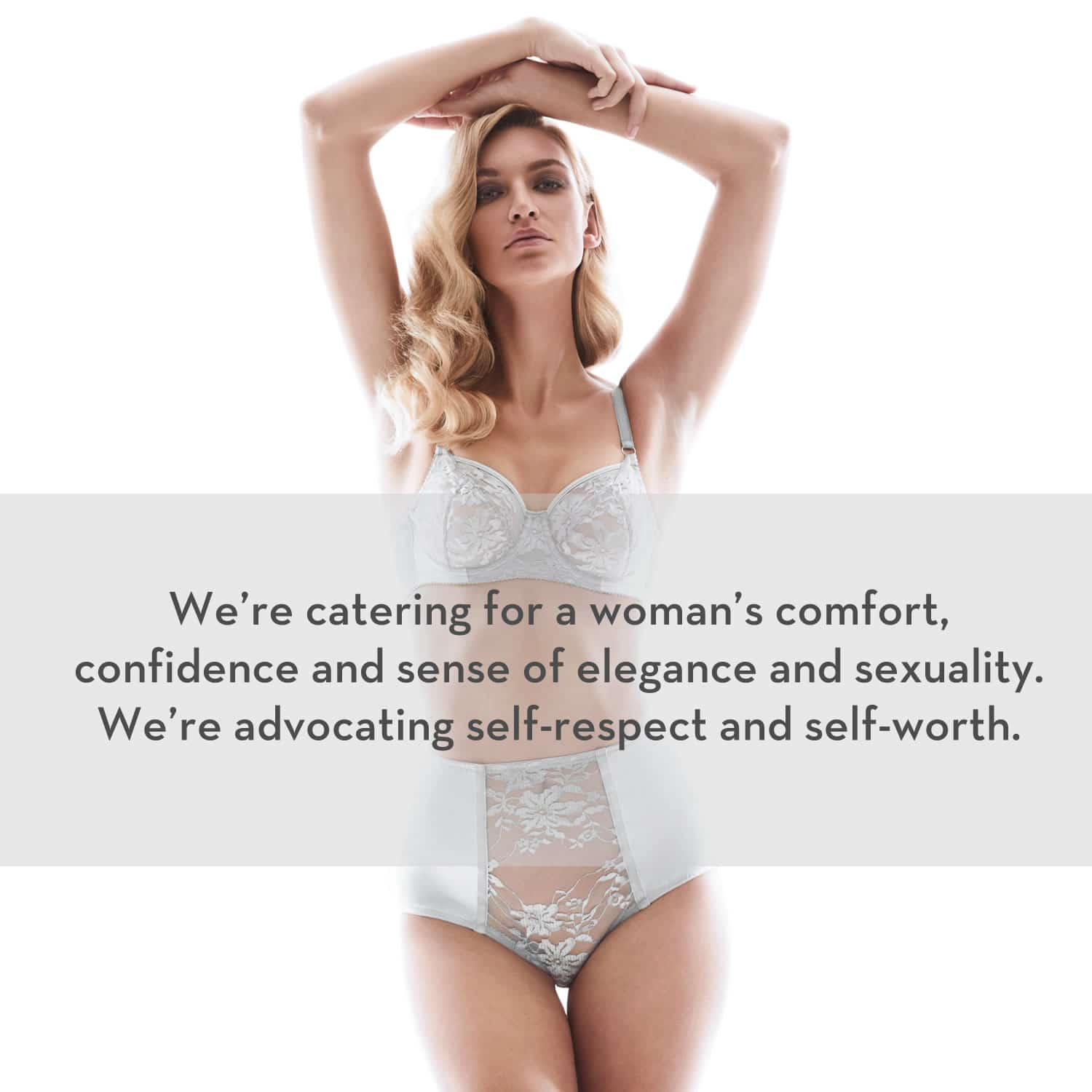Empowered by Lingerie
