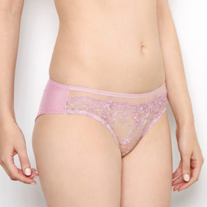 Abrielle Rose Gold Knickers