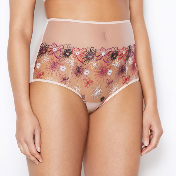 Eden Evening Sand High Waisted Knickers
