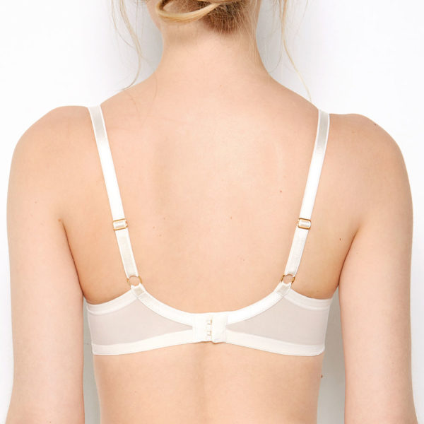 Abrielle Chalk Bra Back