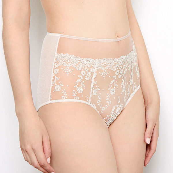 Abrielle Challk High Waisted Knickers