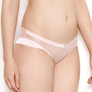 Nina Sheer Pink Knickers