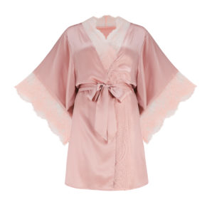 Ellianna Evening Sand Vintage Robe